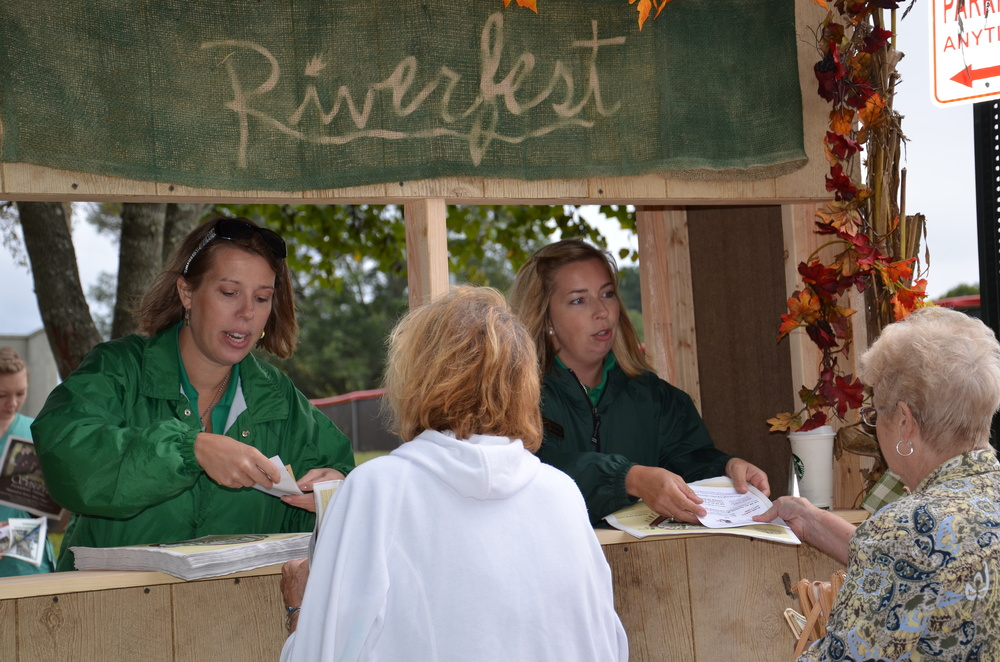 Riverfest Arts and Crafts Festival